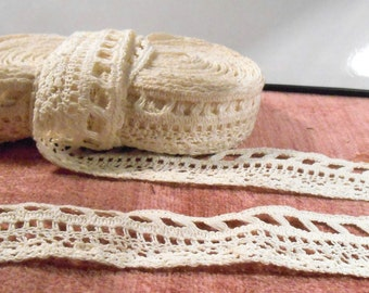Vintage Lace Trim Lace By The Yard Beading Lace Craft Supply