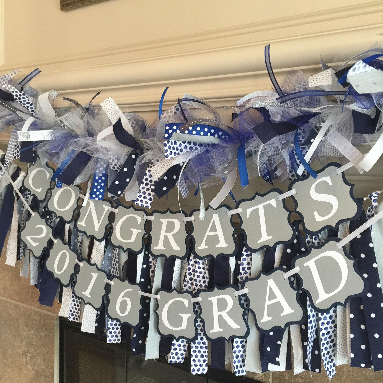 Graduation Party Decorations Grad Party Decor 2017