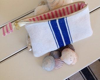 Starter Pack Make Up Bag Monogrammed Make Up Bag Monogrammed Bag Monogrammed Pouch Monogrammed Cosmetic Bag Personalized Cosmetic Bag
