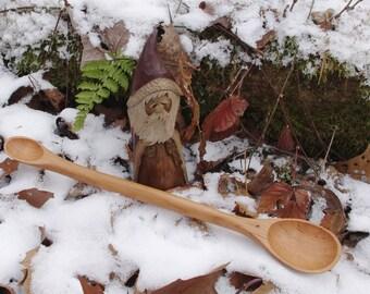 Tasting Spoon - Handmade Cherry Wooden