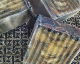 Indian Sandalwood Handmade Soap
