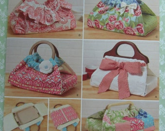 Sewing Pattern for Casserole and Dish Carriers Simplicity Pattern 1680 UNCUT