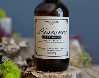 Lemon Lavender Face Wash