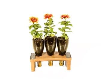 """GARDEN - """"Piazza"""" - Herb Garden Planter - 100% recycled"""