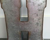 Metal Letters/ Wall Decor/ Wedding Decor/ Galvanized Letter/ Standalone Letter/ Shelf Letter/ Farmhouse - New Item