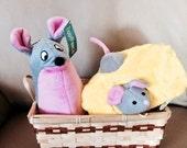 MICE FUN Dog Gift Basket