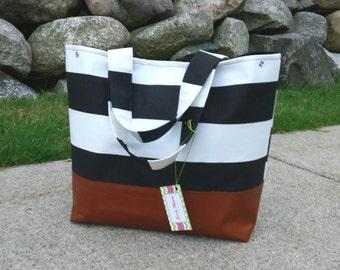 "Shop ""canvas tote bag"" in Diaper Bags"