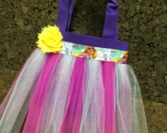 Rapunzel mini tutu bag