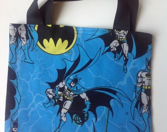 Batman Party Favor Bags