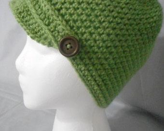 Crochet Newsboy Hat, Women's Newsboy Hat, Newsboy Cap, Women's Hat, Crochet Hat with Brim, Adult Hat, Knit Hat, Crochet Red Hat, Winter Hat