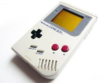 Vintage Original Nintendo Gameboy Working