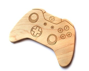 Teething toy game controller