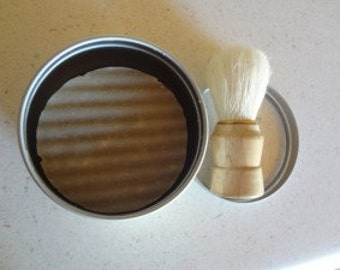 Men's Clay Shave Bar with Bay Rum