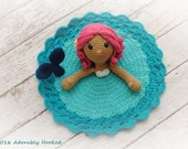 Mermaid Lovey - Custom Order - PRIVATE ORDER