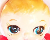 Reserved for an angel. Thanks.The Japanese Roly Poly Doll.Rare, Xtra Big and Assembled