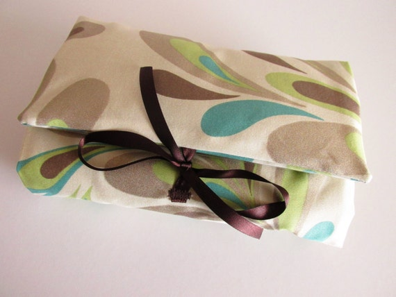 Make Up Bag, Gift for friend, Christmas Present, Gift for Sister, Make up Wrap, UK sellers only, unique gift, Gifts for girlfriend