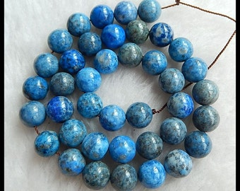 Lapis Lazuli Gemstone Loose Bead,1Strand,40cm In the Lenght,63.3g