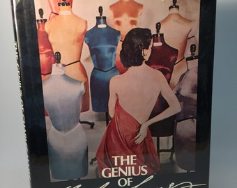 Charles James Fashion Design Book - The Genius of Charles James - 1st Edition