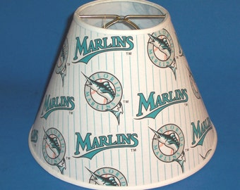 Florida Marlins Lamp Shade
