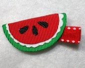 Watermelon Hair Clip