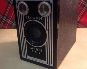 Brownie target six -16 camera by eastman kodak