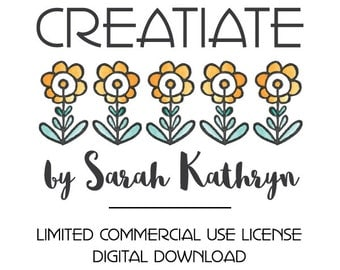 Limited Commercial Use / ANGEL Policy for Creatiate Stamps - Digital Download