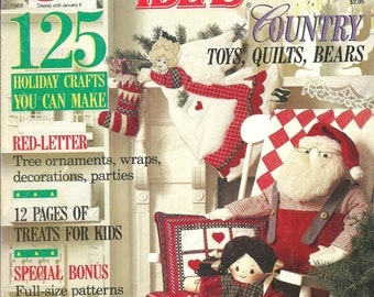 Christmas Ideas 1988 (Better Homes and Gardens Creative Ideas) (Paperback)  by William J. Yates (Editor)