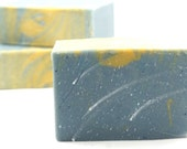 Meteor Handmade Luxury Soap with Shea Butter and Silk 5 ounce Bar Soap Cold Process Falling Star