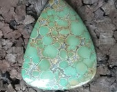 Green Turquoise Cabachon