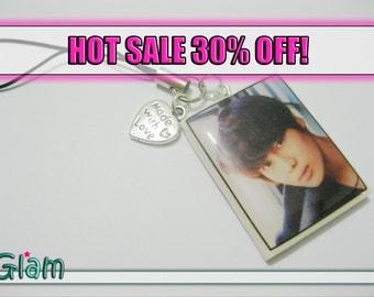 SALE SHINee limited edition Taemin Handmade Phone Charm