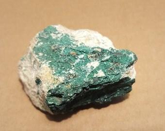 Beautiful Atacamite Quality Mineral Specimen