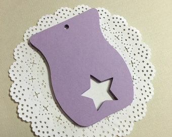 Scentsy Warmer star tags ~set of 15~