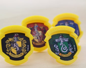 Harry Potter Rings / Cupcake Toppers/ Harry Potter Decorations