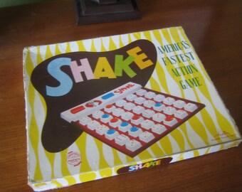 Vintage Shake Game