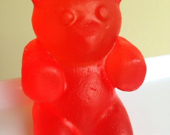 Big Gummy Bear Soap