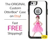 iPhone OtterBox Commuter Case for iPhone 6/6s, 6 Plus/6s Plus, 5/5s, 5c, 4/4s, Galaxy S6 S5 S4 Note 5 4 Custom Photo Image Photograph Case