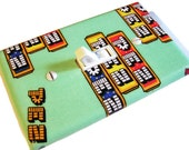 PEZ CANDY PACKS Light Switch Cover Plate Switchplate Candy Decor