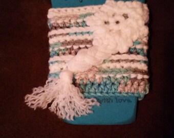 Crocheted Cup Cozy, Disney, Frozen, Elsa, Cup Cozy