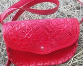 Special Custom Order for a Red Rose Purse