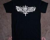 Carly Rae Jepsen TSHIRT black metal but legible nonetheless