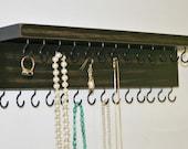 Jewelry Organizer - Wall Hanging