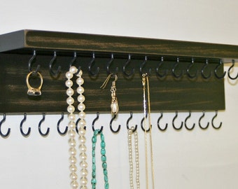 Necklace Holder/ Jewelry Organizer/ Jewelry Organizers Storage