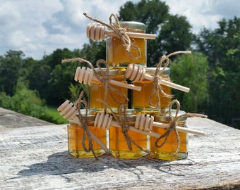 Bridal Shower Fresh Honey Favors, Employees Gifts, Hostess Gifts,  15 pc.
