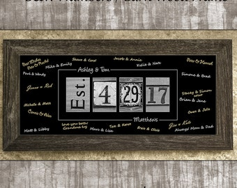 Wedding Guest Book Wedding Guest Book Alternative Rustic Guest Book Wedding Guestbook Wedding Gifts Wedding Signs Wedding Guest Book Ideas