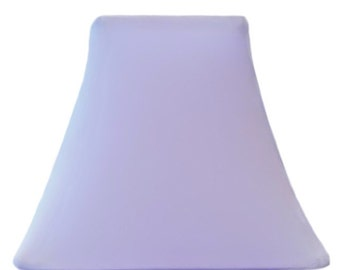 Violet  SLIP COVER for your existing lamp shade - STRETCH to fit perfectly
