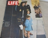 Life magazine, JF Kennedy feature