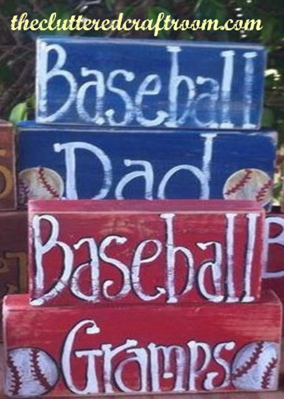baseball dad/grandpa