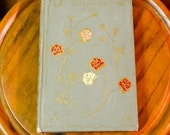 Vintage Poetry Book by Rudyard Kipling, Barrack Room Ballads and Ditties, 1899-1900