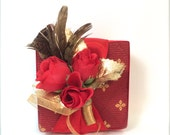 Valentine Gift Boxes for Men Groomsmen Gifts, Wedding, Favors, Jewelry, Gift Cards, Handmade, Decorative Boxes