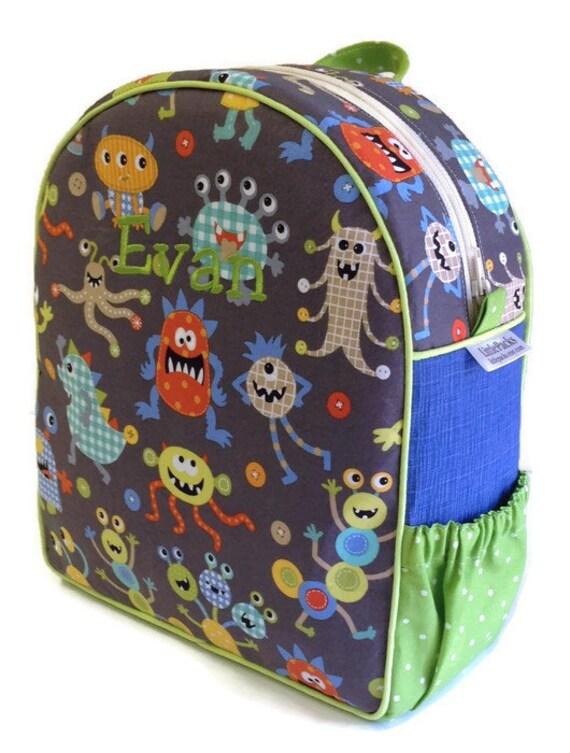 preschool book bags personalized toddler backpack preschool backpack by 258